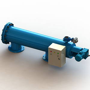 Suction Scanning Backwash Filter